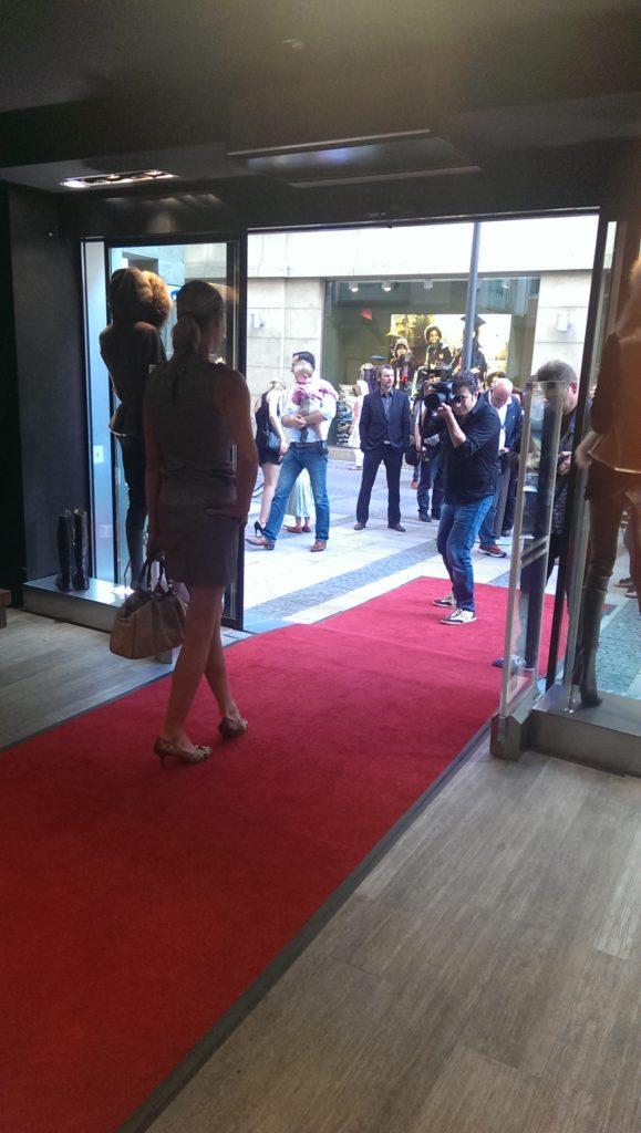 Eröffnungsevent Modebranche München