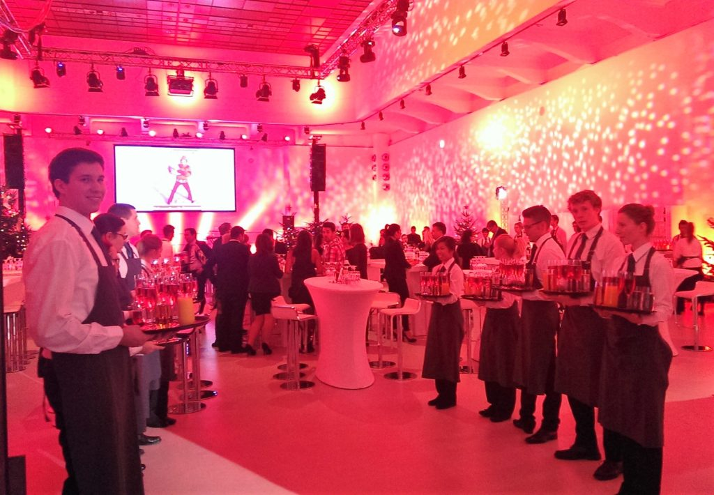 Mitarbeiter Event in Wien